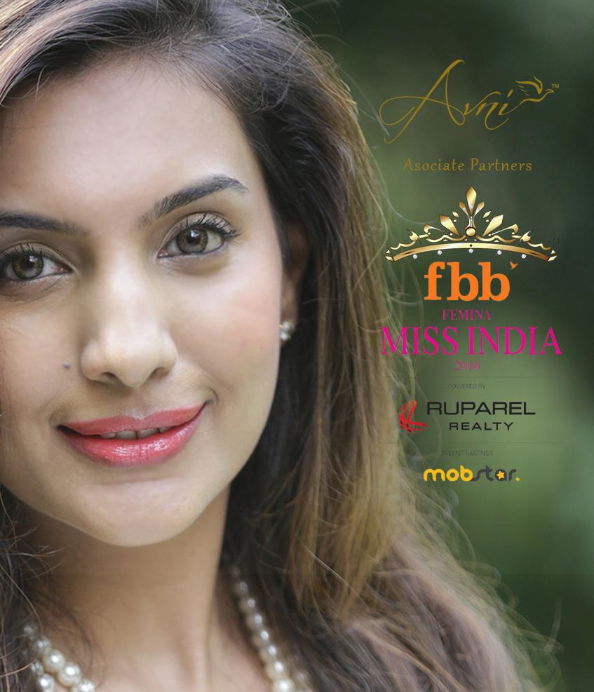femina miss india avni